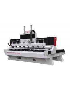 WINTER CNC Gravier- und Fräsmaschinen ROUTERMAX 2413-4D ROTARY
