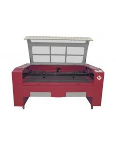 WINTER LASERMAX MAXI 1610 - 80 W DOUBLE-HEAD Lasergravur und Laserschneid Maschine