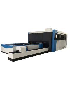 WINTER Faserlaser Schneidanlage FIBER CUTTER 3015-2000W M3 DELUXE