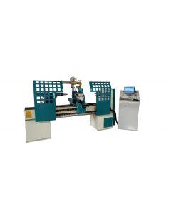 WINTER CNC Kopierdrechselbank Rotary + Flat Typ 1500-400 ATC
