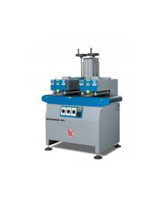 WINTER Bürstenmaschine RUSTOMAX - 400 mit zwei Bürsteneinheiten