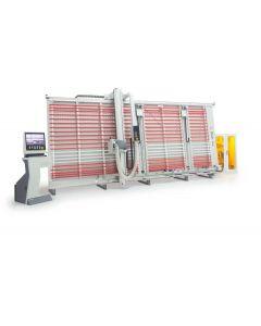 WINTER vertikale Plattensäge CHALLENGE DIGIT - CSA (CLAMPING SYSTEM + Automatic)