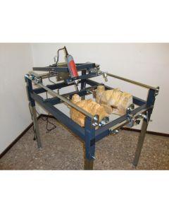 WINTER Kopierfräse für Holzschnitzer Typ KPF 350x500