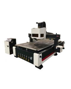 WINTER CNC Bearbeitungszentrum ROUTERMAX BASIC 1530 SERVO DELUXE