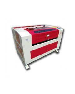WINTER LASERMAX MAXI 9060 - 100 W Lasergravur und Laserschneid Maschine