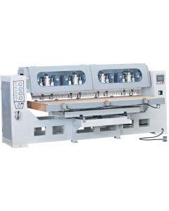 WINTER CNC Mehrspindel Bohrmaschine für Lochreihen im Raster 48 mm, 32 mm, 16 mm, 8 mm, 4 mm