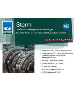 NCH Storm Base Entfetter mit Korrosionsschutz für GRINDER Hobelmesserschleifmaschinen