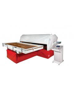 WINTER Vakuum- Membran Presse RIBEXVAC PLC