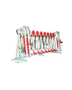 WINTER Block- und Lamellierverleimpresse Typ UHL 4200/150