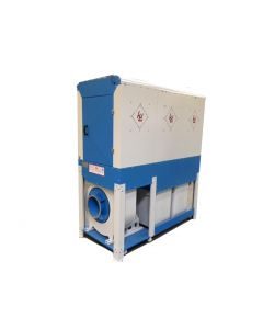 WINTER Entstauber CLEANER - 5000, entspricht H-2 Norm
