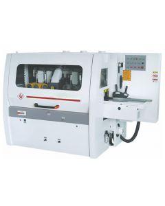 WINTER doppelseitige Hobelmaschine + Vielblattsäge Typ DHS 250