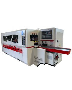 WINTER Vierseitenhobel - Kehlautomat TIMBERMAX 6-23 U DELUXE